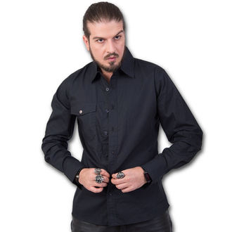 camicia uomo SPIRAL - METAL STREETWEAR