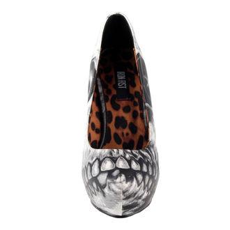 scarpe con il tacco donna - Dead On Platform - IRON FIST, IRON FIST