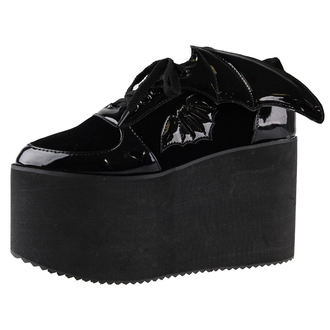 scarpe con cuneo donna - Creature Of The Night Flatform - IRON FIST, IRON FIST