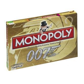 Gioco da tavola  007 James Bond - Monopoly