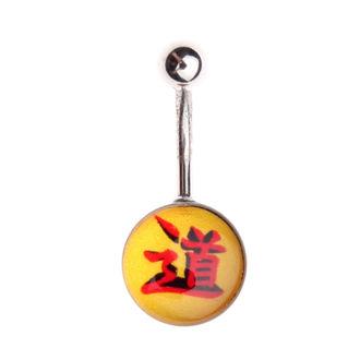 piercing gioiello - Giallo / Rosso, NNM