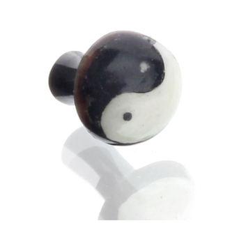 piercing gioiello tunnel - 4mm
