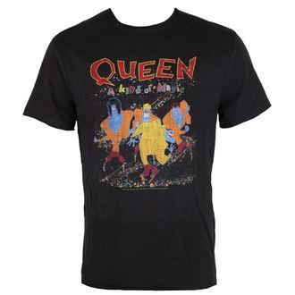 t-shirt metal uomo Queen - queen - AMPLIFIED