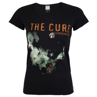 t-shirt metal donna Cure - the cure - AMPLIFIED, AMPLIFIED, Cure