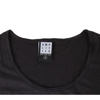 t-shirt metal donna Def Leppard - def leppard - AMPLIFIED, AMPLIFIED, Def Leppard