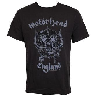 t-shirt metal uomo Motörhead - MOTORHEAD - AMPLIFIED, AMPLIFIED, Motörhead