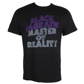 t-shirt metal uomo Black Sabbath - BLACK SABBATH - AMPLIFIED, AMPLIFIED, Black Sabbath