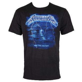 t-shirt metal uomo Metallica - METALLICA - AMPLIFIED