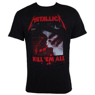 t-shirt metal uomo Metallica - METALLICA - AMPLIFIED, AMPLIFIED, Metallica