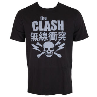 t-shirt metal uomo Clash - THE CLASH BOLT - AMPLIFIED, AMPLIFIED, Clash