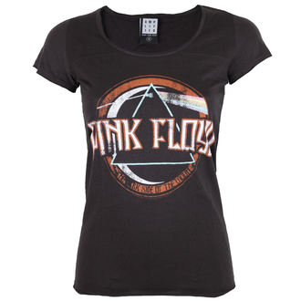 t-shirt metal donna Pink Floyd - PINK FLOYD - AMPLIFIED, AMPLIFIED, Pink Floyd