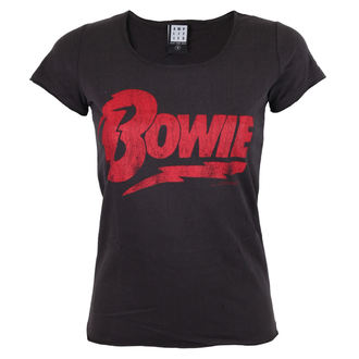 t-shirt metal donna David Bowie - DAVID BOWIE - AMPLIFIED, AMPLIFIED, David Bowie