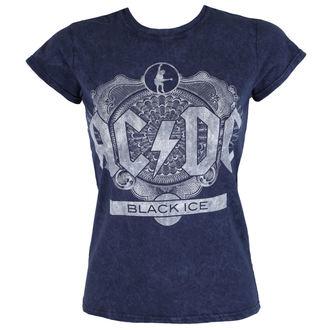 t-shirt metal donna AC-DC - Black Ice - ROCK OFF, ROCK OFF, AC-DC