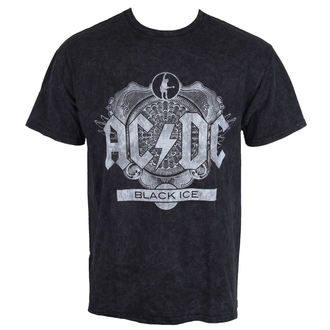 t-shirt metal uomo AC-DC - Black Ice - ROCK OFF, ROCK OFF, AC-DC