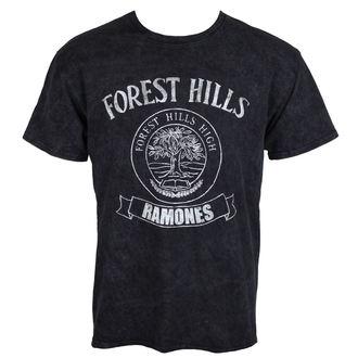 t-shirt metal uomo Ramones - Forest Hills - ROCK OFF, ROCK OFF, Ramones