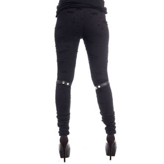 pantaloni donne (ghette) Vixxsin - HIRO - NERO, VIXXSIN