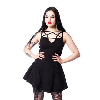 vestito da donna Heartless - MAI - NERO, HEARTLESS