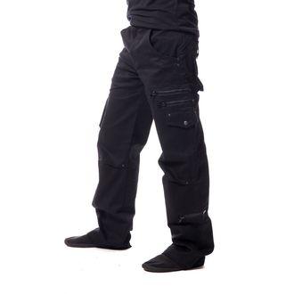 pantaloni uomini Vixxsin - LEON - NERO, VIXXSIN