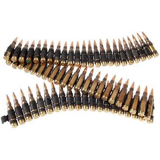 cintura Bronze Metal Bullet