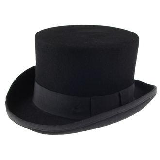 cappello da donna alto - Black