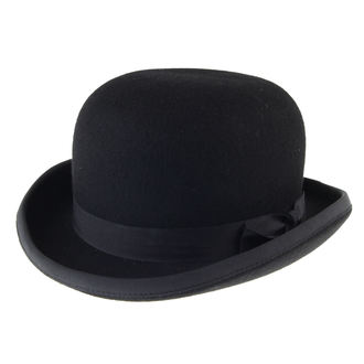 cappello Inglese bombetta - Black