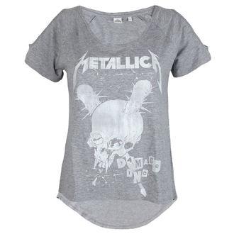 t-shirt metal donna Metallica - Damage Inc Drop Shoulder -, Metallica