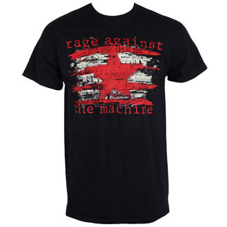 t-shirt metal uomo Rage against the machine - Newspaper Star - NNM, NNM, Rage against the machine