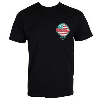 t-shirt street uomo - CHARLOTTE - BLACK HEART, BLACK HEART
