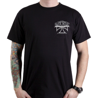 t-shirt street uomo - VICTORY - BLACK HEART, BLACK HEART