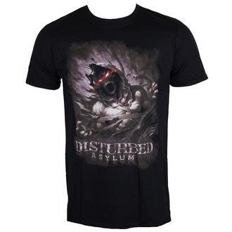 t-shirt metal uomo Disturbed - Asylum - ROCK OFF, ROCK OFF, Disturbed