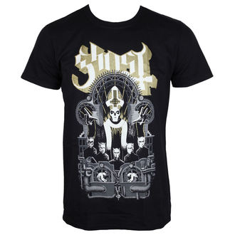 t-shirt metal uomo Ghost - Wegner - ROCK OFF, ROCK OFF, Ghost