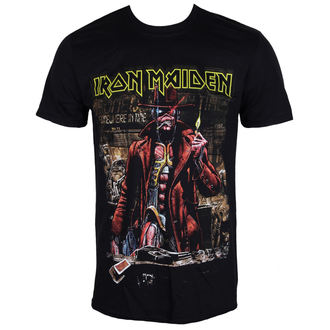 t-shirt metal uomo Iron Maiden - Stranger Sepia - ROCK OFF, ROCK OFF, Iron Maiden
