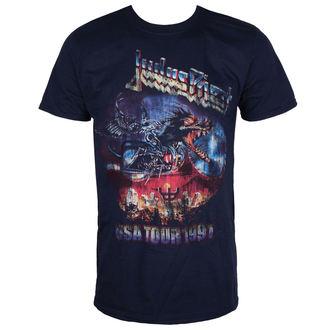 t-shirt metal uomo Judas Priest - Painkiller US Tour 91 - ROCK OFF, ROCK OFF, Judas Priest