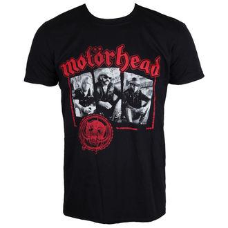t-shirt metal uomo Motörhead - Stamped - ROCK OFF, ROCK OFF, Motörhead