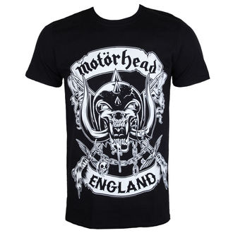 t-shirt metal uomo Motörhead - Crosses Sword England - ROCK OFF, ROCK OFF, Motörhead