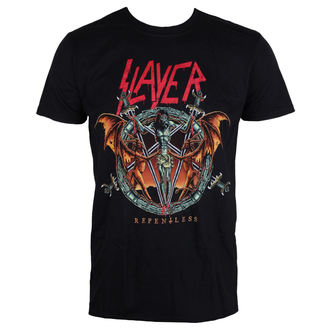 t-shirt metal uomo Slayer - Demon Christ Repentless - ROCK OFF, ROCK OFF, Slayer