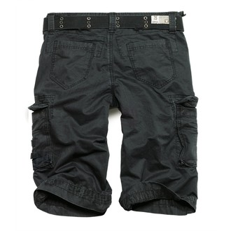 pantaloncini uomo SURPLUS - ROYAL - NERO, SURPLUS