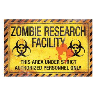 segni Zombie Research Facility