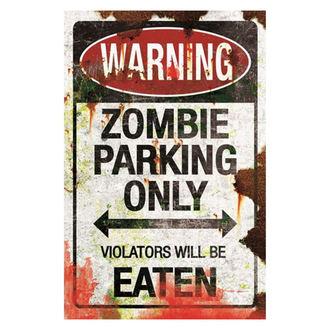 segnale Zombie Parking
