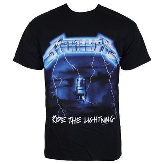 t-shirt metal uomo Metallica - Ride The Lightening -, Metallica