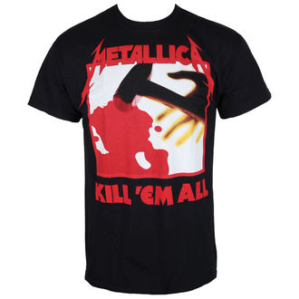 t-shirt metal uomo Metallica - Kill 'Em All -, Metallica