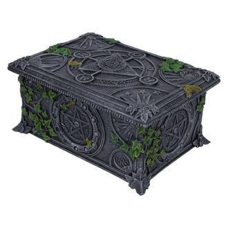 scatola (decorazione) Wiccan Pentagramma
