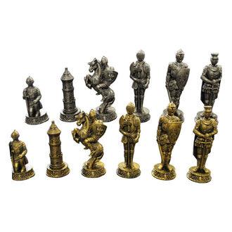 scacchi Cavalieri medievali
