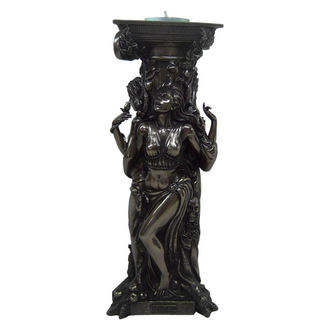 candeliere (decorazione) Bronze Triple Goddess