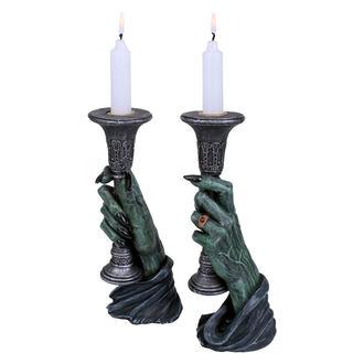 set di due candelieri Light of darkness