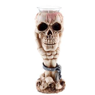 candeliere (decorazione) Leggero Intestata, NNM