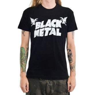T-shirt gotica e punk uomo - BLACK METAL - TOO FAST, TOO FAST