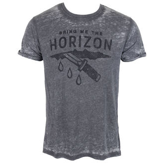 t-shirt metal uomo Bring Me The Horizon - Wound - ROCK OFF, ROCK OFF, Bring Me The Horizon