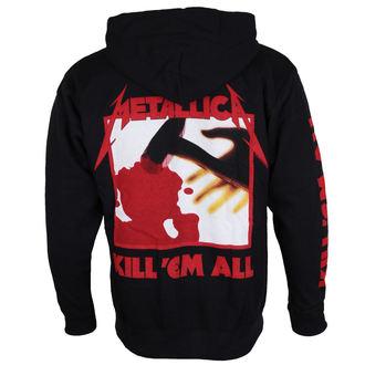 felpa con capuccio uomo Metallica - Kill 'Em All - NNM, NNM, Metallica
