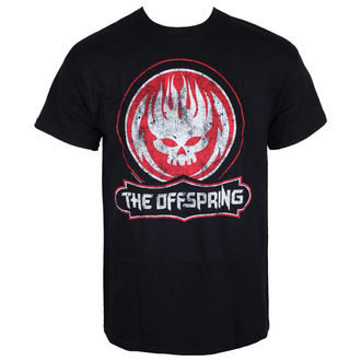 t-shirt metal uomo Offspring - Distressed Skull -, Offspring